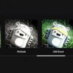 Создание фильтров изображений в стиле Instagram.