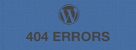 WordPress страница 404