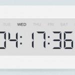 Цифровые часы с помощью jQuery и CSS3