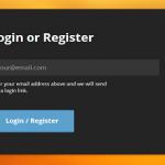 Простая система регистрации на PHP и MySql