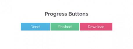 Кнопки со встроенным индикатором прогресса